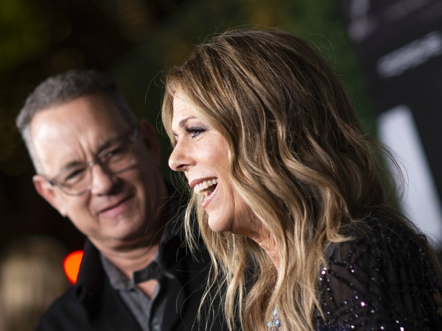 Actress Rita Wilson Thanks God for Good Health And Dubs Herself a 'Covid 19 Survivor'