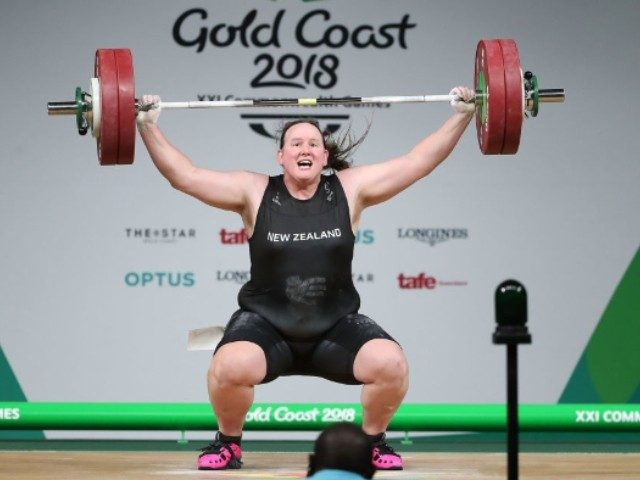 Transgender Weightlifter Continues Olympic Quest