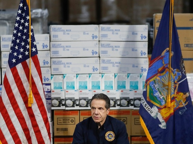 Claim: New York Inmates Re-Bottling Hand Sanitizer, Not Manufacturing Cuomo's 'NYS Clean'