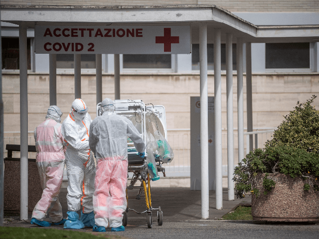 Coronavirus: Italy Total Death Toll Rises 13.5 Percent in 24 Hours, Exceeds 5,000