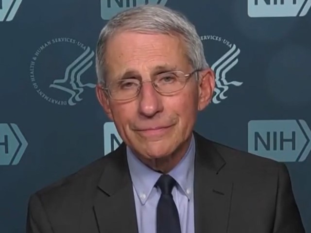 Dr. Fauci: Trump's Goal to Reopen U.S. Economy by Easter Should Be 'Flexible'
