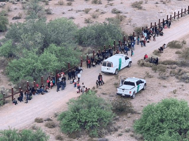 Migrant Family Apprehensions at Border Down 92% in Feb from May 2019 Peak