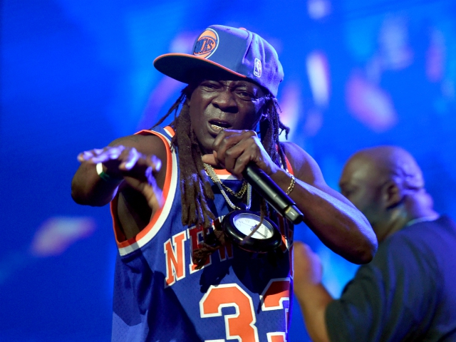 Rapper Flavor Flav Blasts Bernie Sanders for Using His Likeness for a 'Fake Revolution'