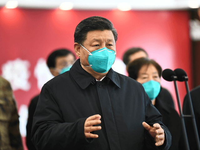 The Nuclear Option: Amid Pandemic, America Held Hostage by China