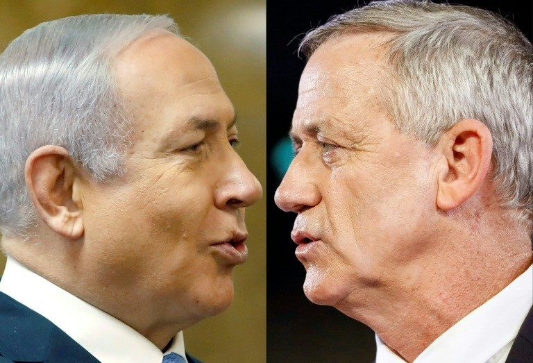 Blue and White Party Pushes Law to Oust Netanyahu