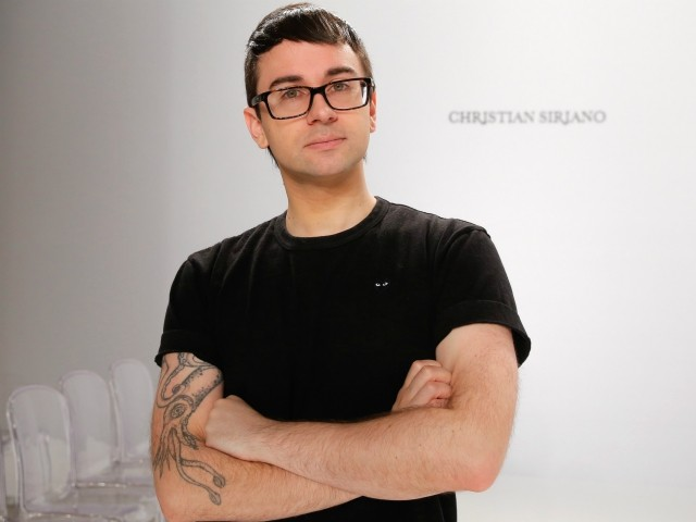 Coronavirus: Fashion Designer Christian Siriano Offers to Make Masks for New York's Medical Workers