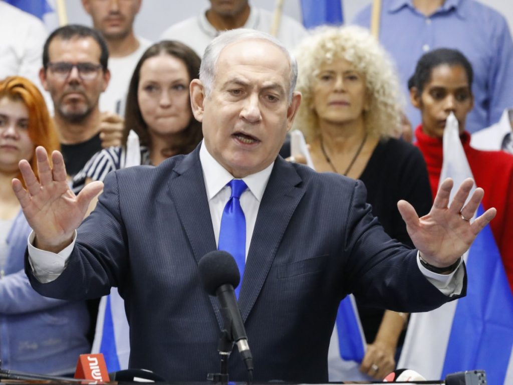 Netanyahu: No Choice but to Lockdown Country If Numbers Don't Improve