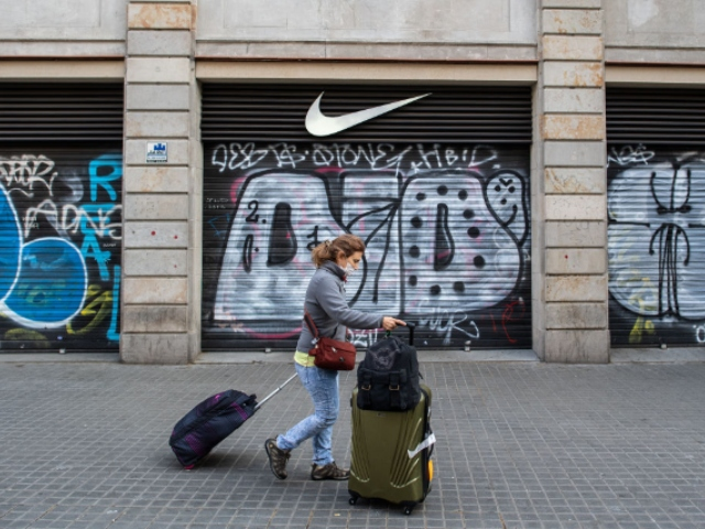 Nike Closing Retail Outlets in Much of the World over Coronavirus