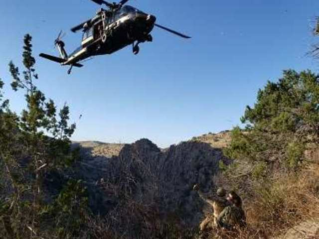 Human Smugglers Leave Injured Migrant to Die in California Canyon