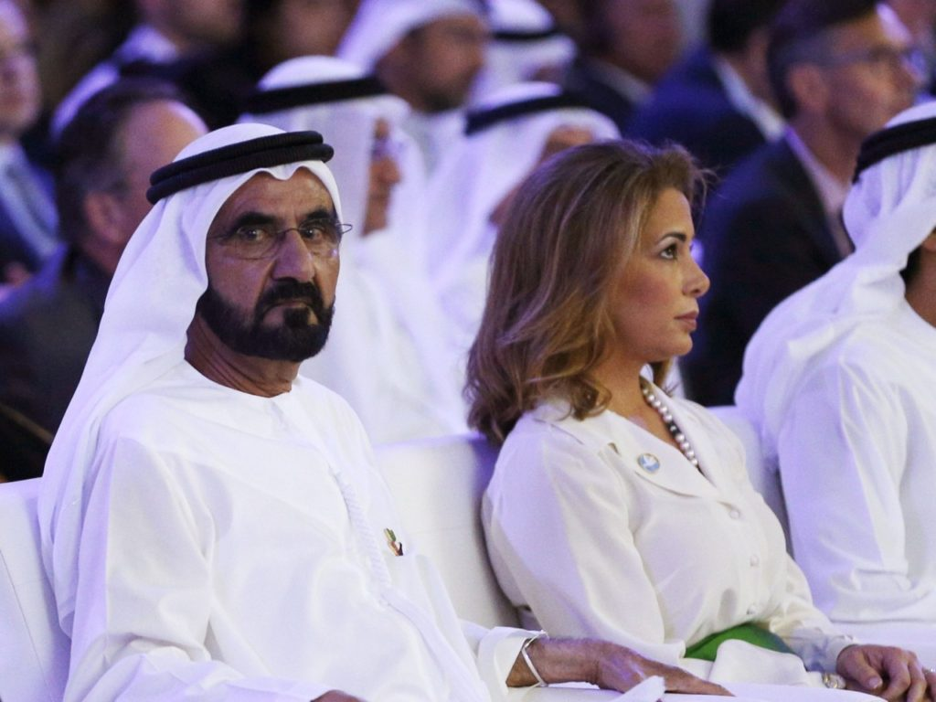 Dubai's Ruler Ordered Daughters' Abduction and Intimidated Ex-Wife, Court Rules