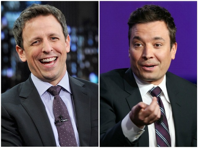 Seth Meyers, Jimmy Fallon Shows Suspend Production in Response to Coronavirus