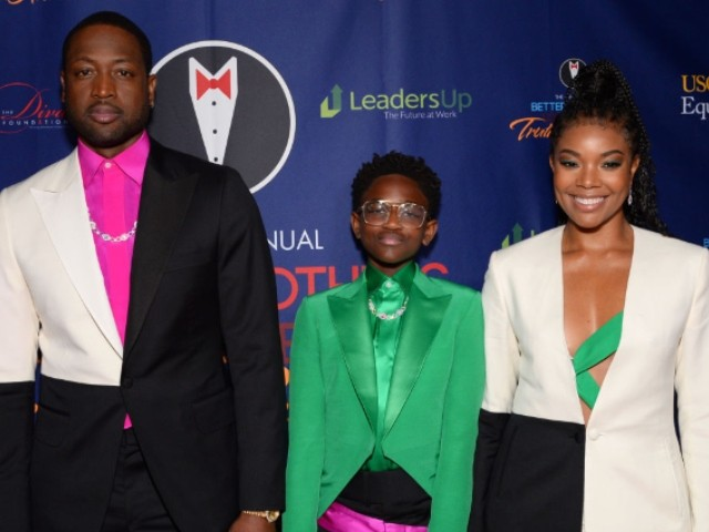 Dwyane Wade's Trans Child Makes First Red Carpet Appearance as 'Zaya' at Truth Awards