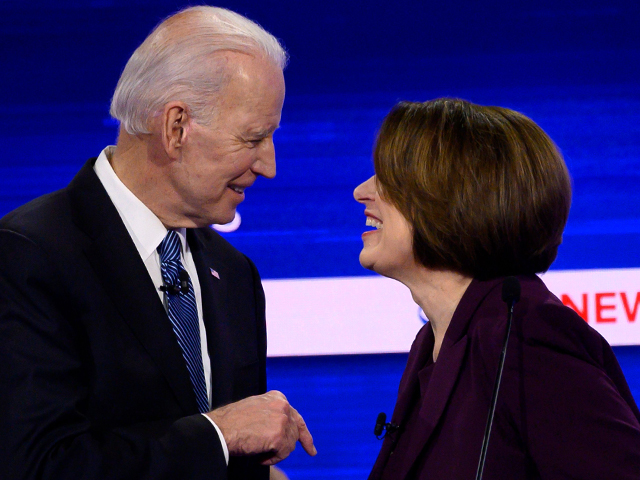 Amy Klobuchar Ends Presidential Campaign, Will Support Biden