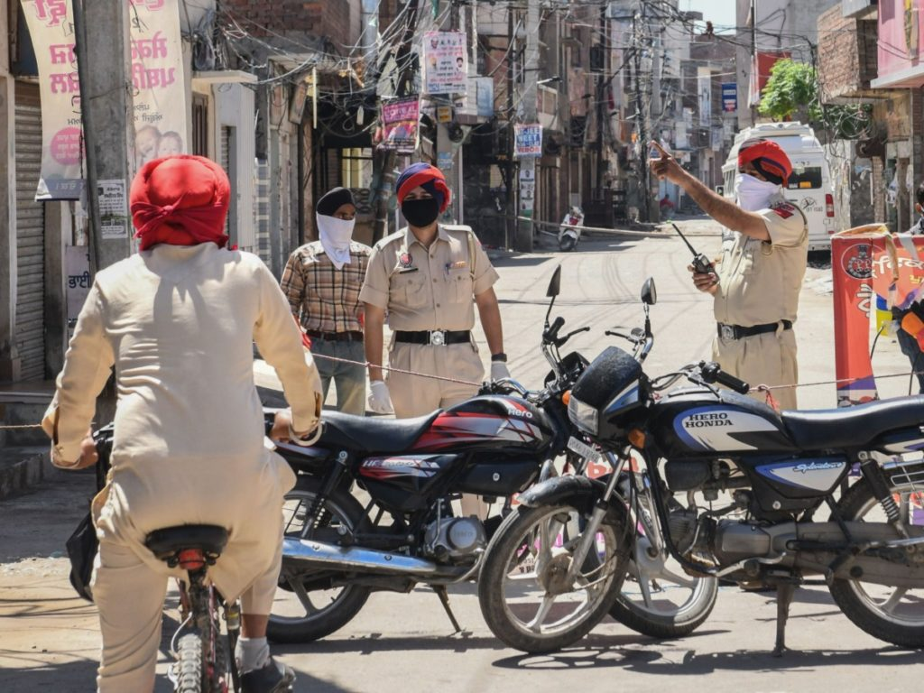 Coronavirus: Sikh Extremists Cut Off Indian Police Officers Hand with Sword