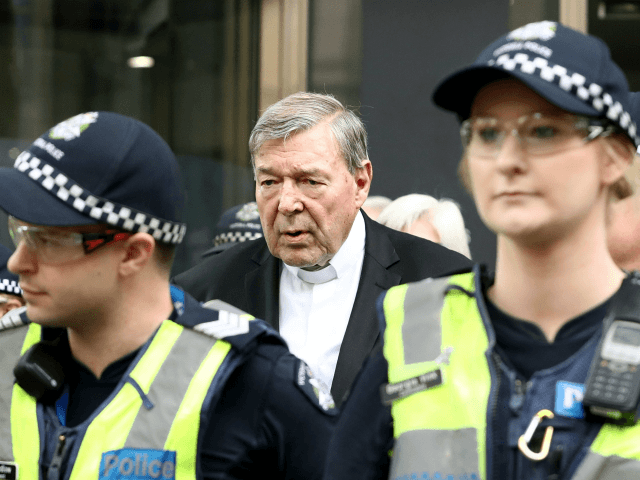 Delingpole: Cardinal Pell's Acquittal Is a Crushing Blow for the Leftist Lynch Mob