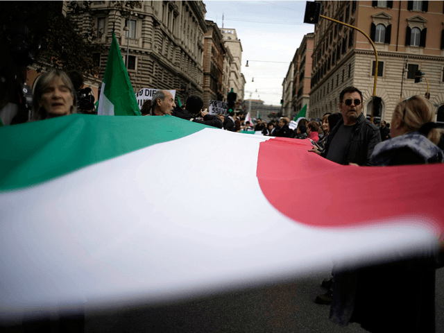 40 Per Cent of Italians Want to Leave The Euro and the European Union