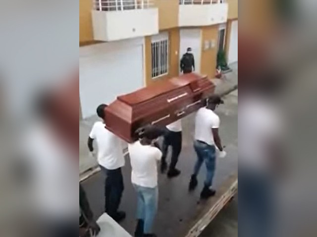 Colombia Encourages Social Distancing by Recreating African Dancing Pallbearer Meme