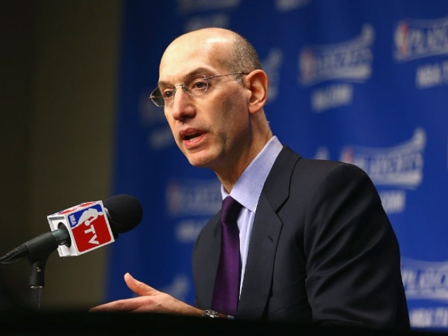 NBA and Players Union Working on Plan to Withhold 25% of Player's Salaries if Season Canceled