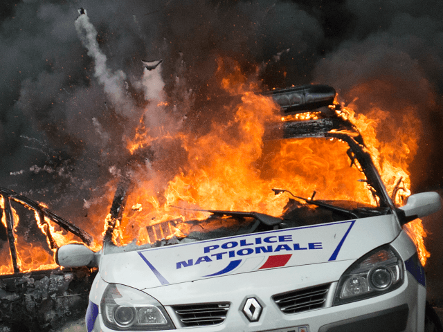 Leftist Groups Claim Anger of Rioters Across France 'Legitimate'