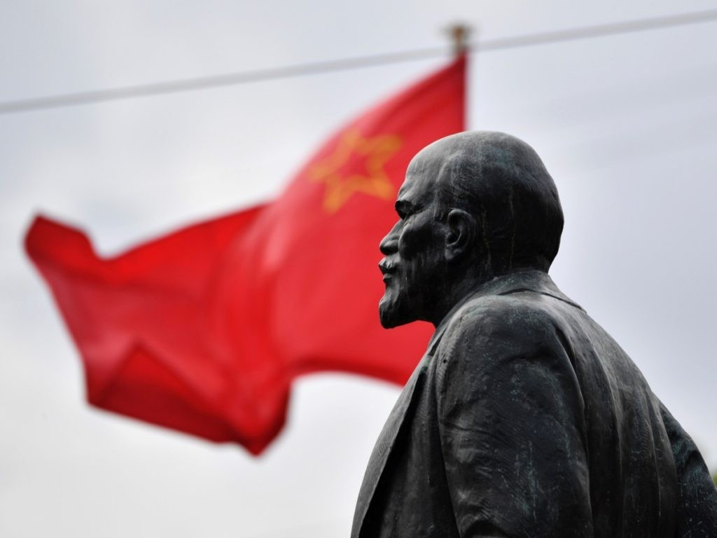 Moscow Gives Communists Special Permission to Celebrate Lenin's Birthday