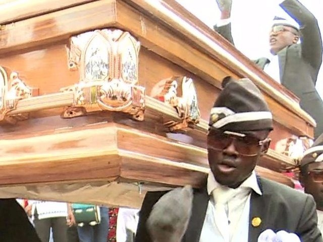 Watch - Founder of Africa's Dancing Pallbearers: 'You Have to Say Goodbye with Happiness'