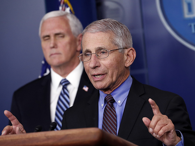 Timeline: Dr. Anthony Fauci Repeatedly Downplayed Coronavirus Threat