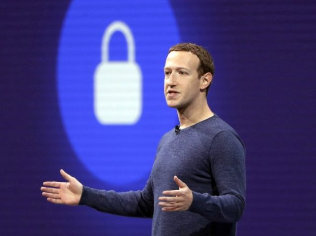 Bokhari: Mark Zuckerberg Is Now the World's Chief Medical Officer