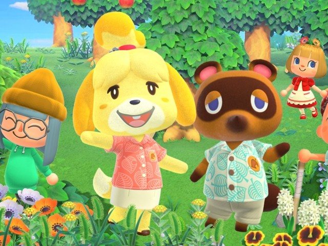 China Bans Nintendo's 'Animal Crossing' After Dissidents Use It for Protests
