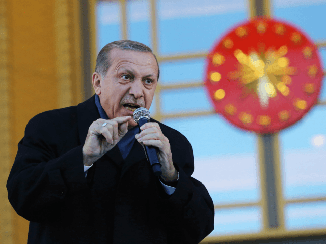 Erdogan Backs Top Muslim Cleric Who Claims Homosexuality Brings Disease
