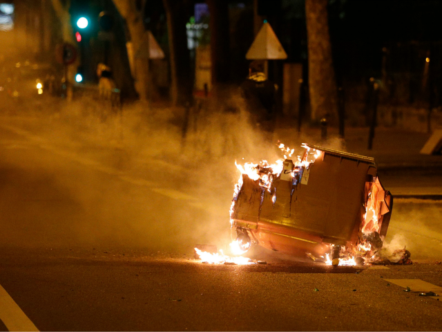 At Least 25 French Cities and Towns Erupt in Riots as 'Youths' Attack Police