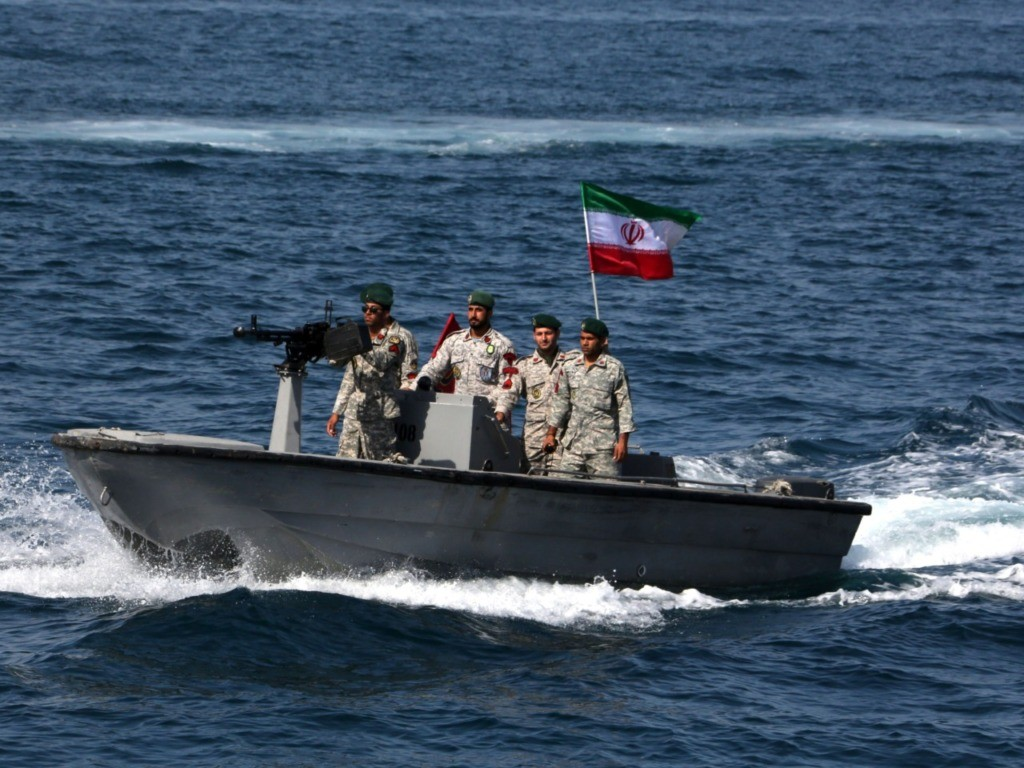 Iran Accused of 'Dangerous' Harassment of U.S. Warships