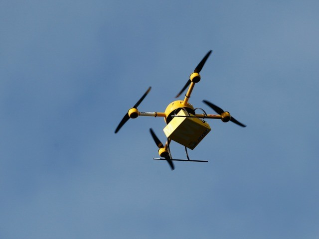 Drone Delivering Illegal Drugs to Belgian Prison Crashes