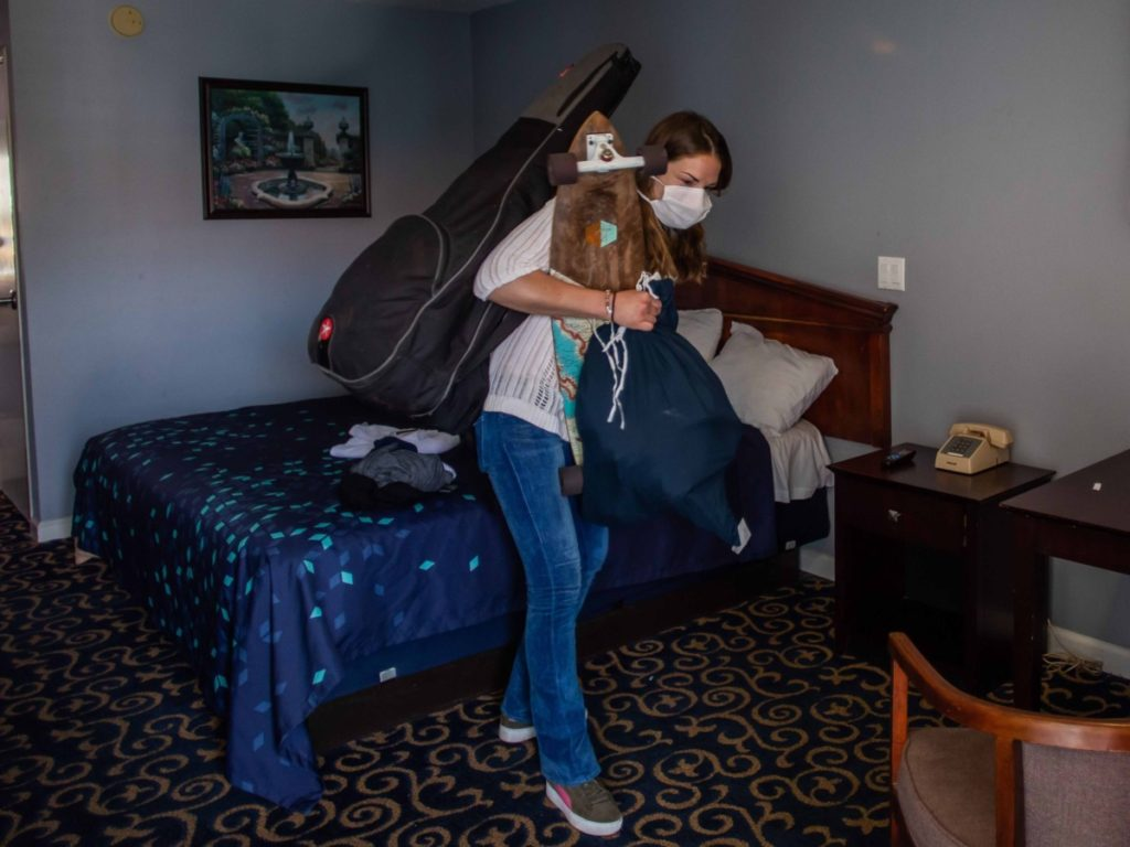 Report: Half of California's 15,000 Hotel Rooms for Homeless Are Empty