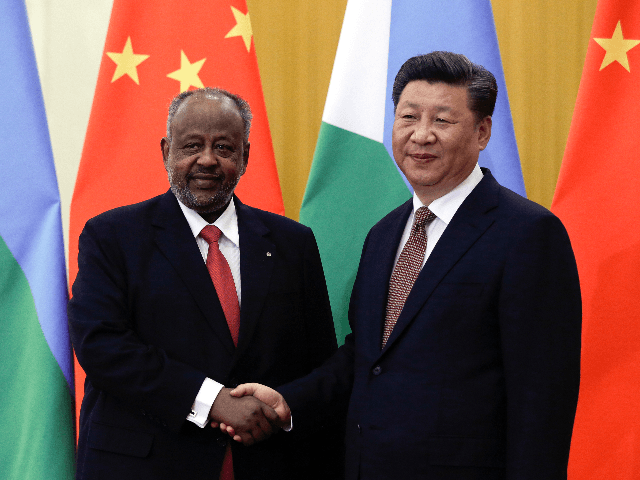 Report: Large Chinese Naval Base in Djibouti Nears Completion