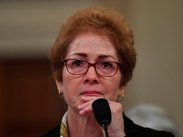 Report: Amb. Marie Yovanovitch Knew More About Burisma than She Admitted to Impeachment Inquiry