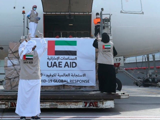 Palestinians Refuse Coronavirus Aid Flown to Israel from UAE, Says 'Won't Be Tool for Normalization'