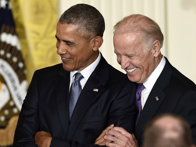 Joe Biden Claims Not to Remember Obama Fired IG Investigating Key Ally