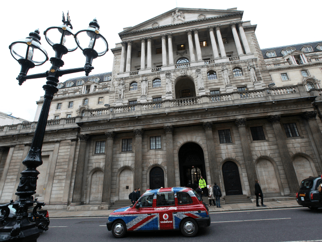UK Economy Faces Deepest Contraction Since 1706: Bank of England
