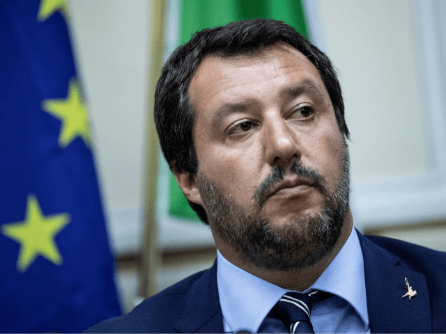 Salvini Slams Italian Government For Giving Publicity and Cash To Terrorist Group