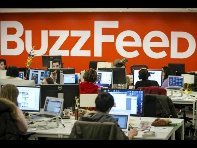 Leftist Clickbait Site BuzzFeed Shutters British and Australian Operations