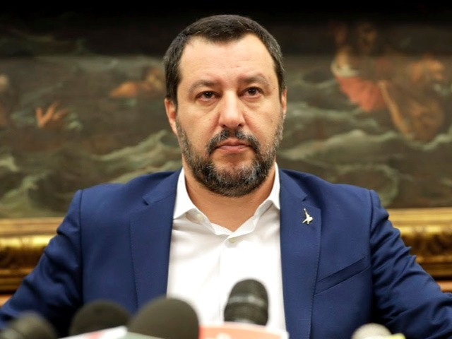 Leaks: Magistrates Agreed with Salvini Migrant Policy, Attacked Him Anyway
