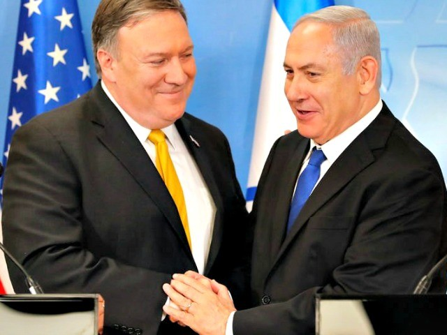 Pompeo to Travel to Israel for Meetings with Netanyahu, Gantz