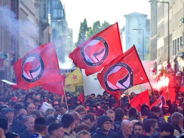 Far-Left Antifa Suspects in Beating of German Camera Crew Come From Privileged Backgrounds