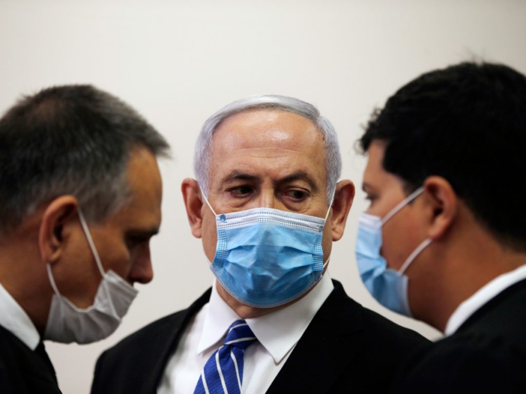 Netanyahu Attends Trial Opening: 'Attempted Political Coup' Against Right
