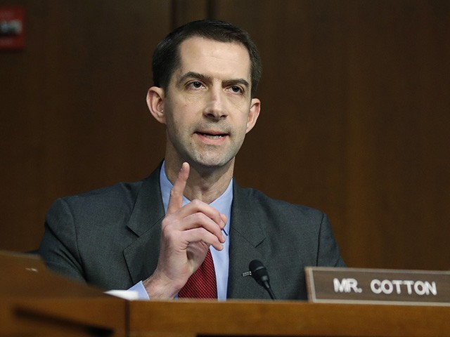 Tom Cotton: Ban Federally-Funded Researchers from Taking Chinese Government's Money