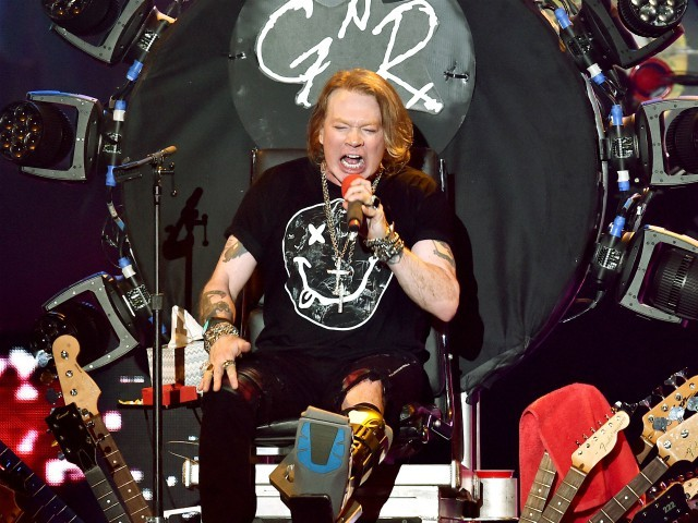 Guns N' Roses Rips Trump with 'Live N' Let Die with COVID 45' T-Shirts