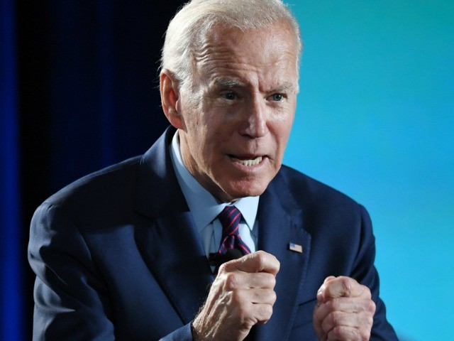 Joe Biden Promises to Restore Funds to Palestinians that Were Cut Because of Terror