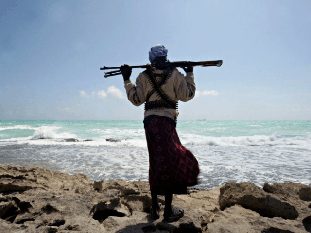 Gunfight at Sea as Pirates Open Fire on British Tanker Near Somalia