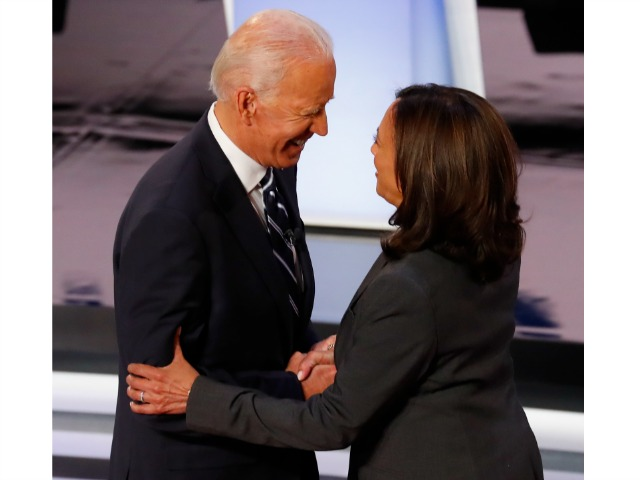 Politico: Kamala Harris 'Top' Contention to Join Biden 'atop' Ticket