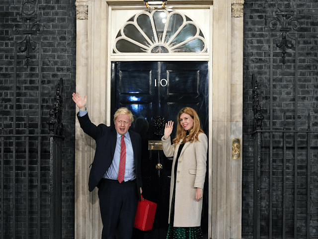 Boris and Fiancee Reveal Name of New Baby Son